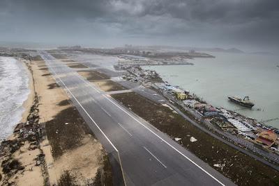 Cambio climático y huracanes