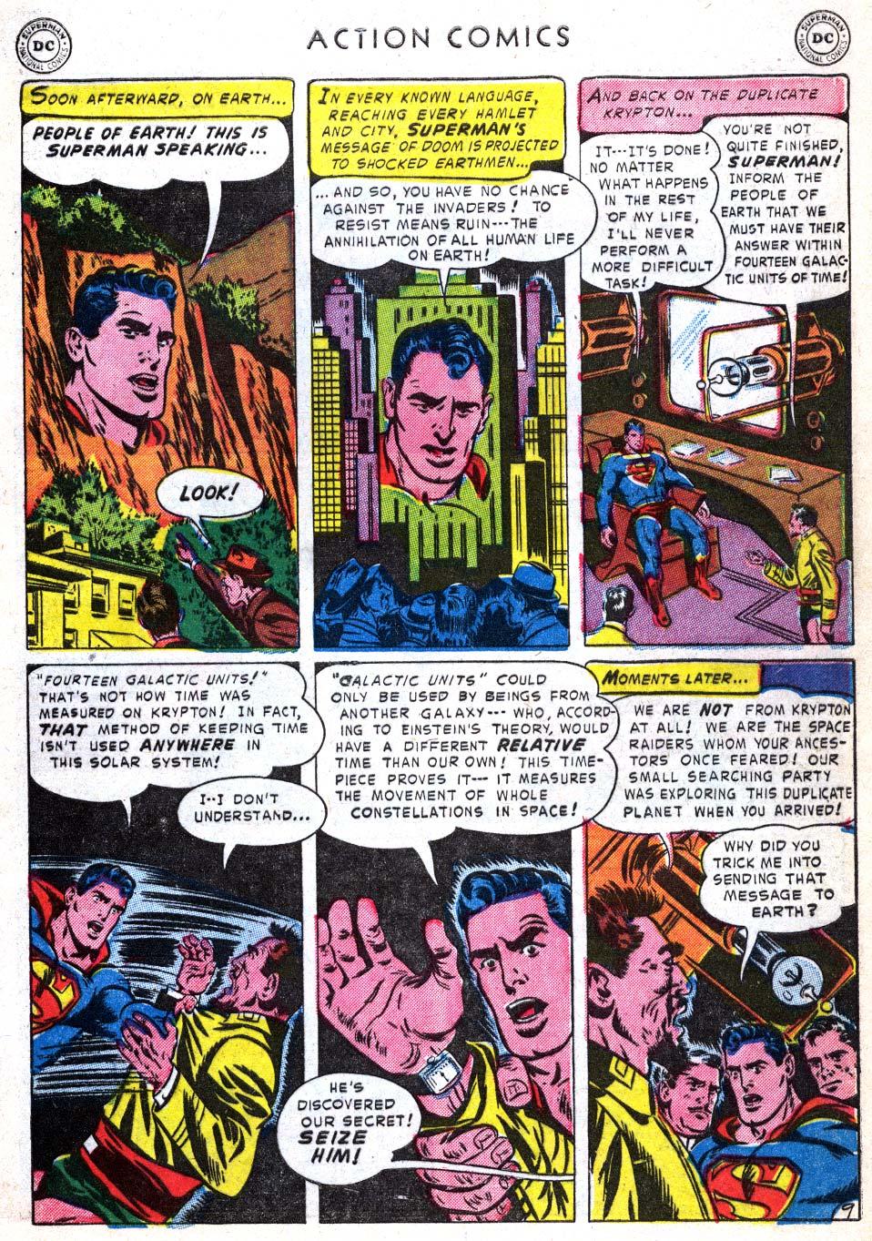 Action Comics (1938) 182 Page 10