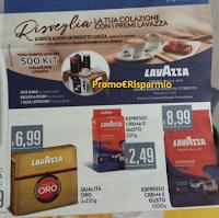 Logo Lavazza ''Risveglia la tua colazione'' e vinci 500 kit colazione: anticipazione