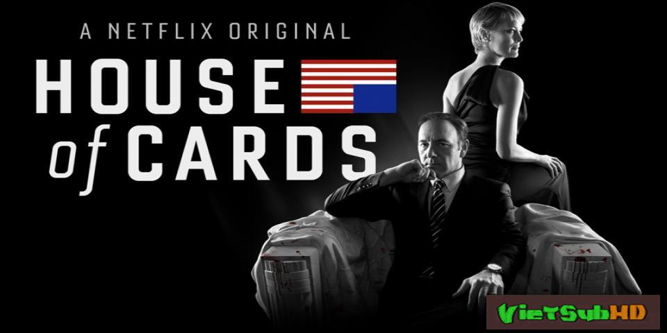 Phim Sóng Gió Chính Trường (phần 4) Hoàn Tất (13/13) VietSub HD | House Of Cards (season 4) 2016