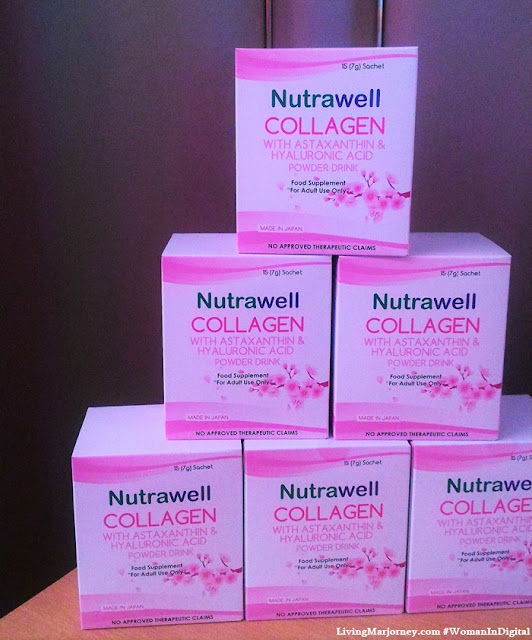 Nutrawell Collagen at Generika Drugstore
