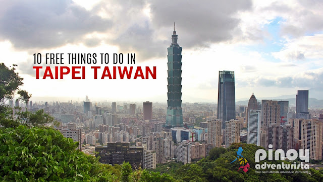 TOP FREE THINGS TO DO IN TAIPEI TAIWAN DIY ITINERARY