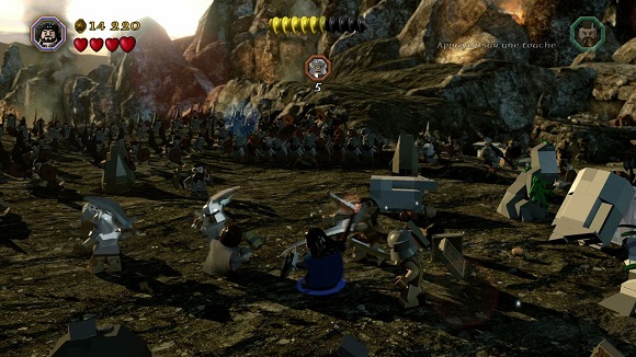 LEGO The Hobbit PC Full Version Screenshot 3