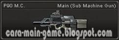 Senjata Point Blank P90 M. C.