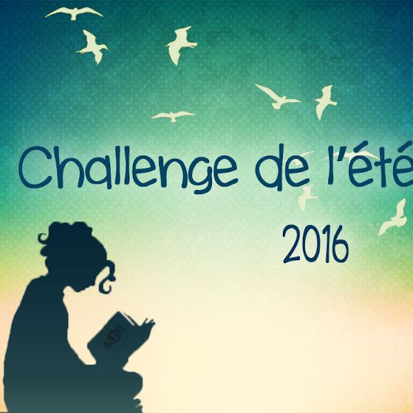 [Challenge] Challenge de l'été - 21/06 ->21/09