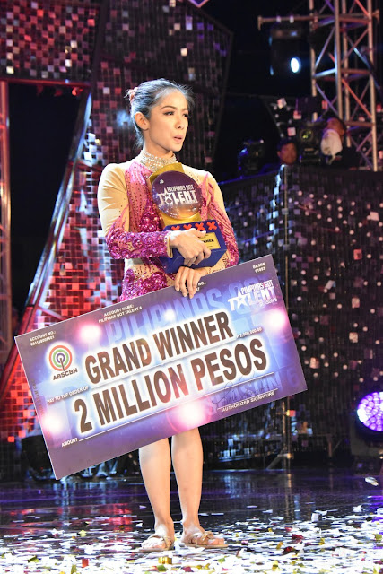 Kristel De Catalina's Winning Moments In The Sixth Season Of Pilipinas Got Talent