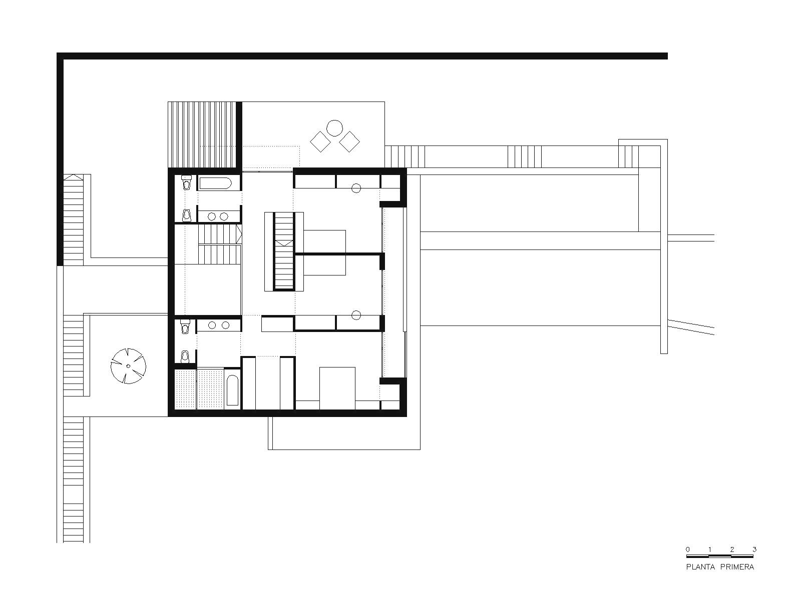Ariana Huerta Pati 241 O Arquitectura Casa A M Arq Elena