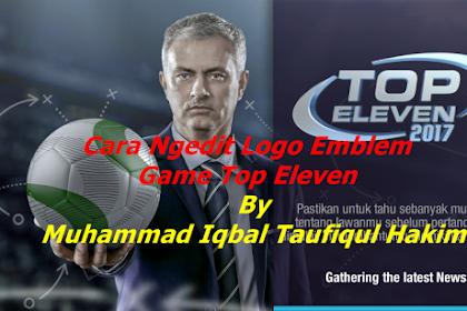 Tutor Games: Cara Mengedit Emblem Club Game Top Eleven