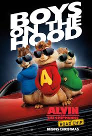Alvin and the Chipmunks,The Road Chip (2015) Full English Movie Online