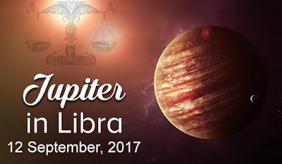 Jupiter Changes Sign