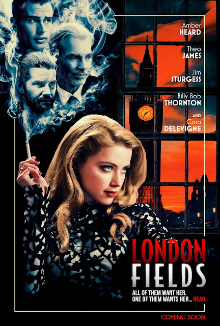 London Fields 2018 Eng 720p WEB HDRip 800Mb ESub x264