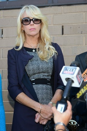 Lindsay Lohan mother is convicted of drunken driving