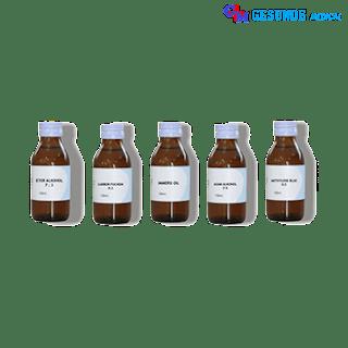 Reagen Dasar Etanol Asam