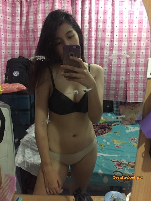 0w7PFS1Le4k wm - asian indian cute girl selfie nude with iphone 2020