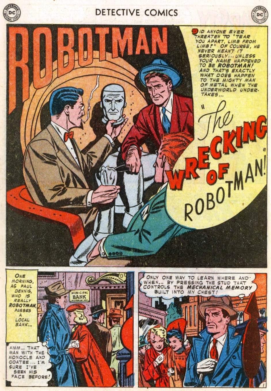 Detective Comics (1937) 183 Page 25