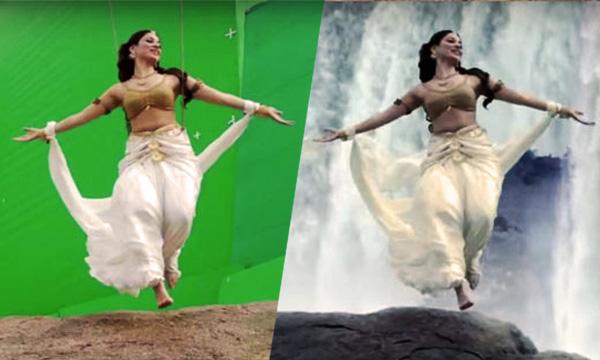 VFX और CGI क्या होता है।
