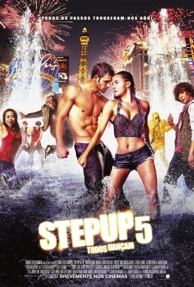 Step Up All In สเต็บโดนใจ หัวใจโดนเธอ 5 [HD][พากย์ไทย]
