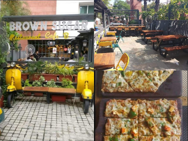 Cafes near me | Brown Sugar Cafe and Lounge, Jaipur