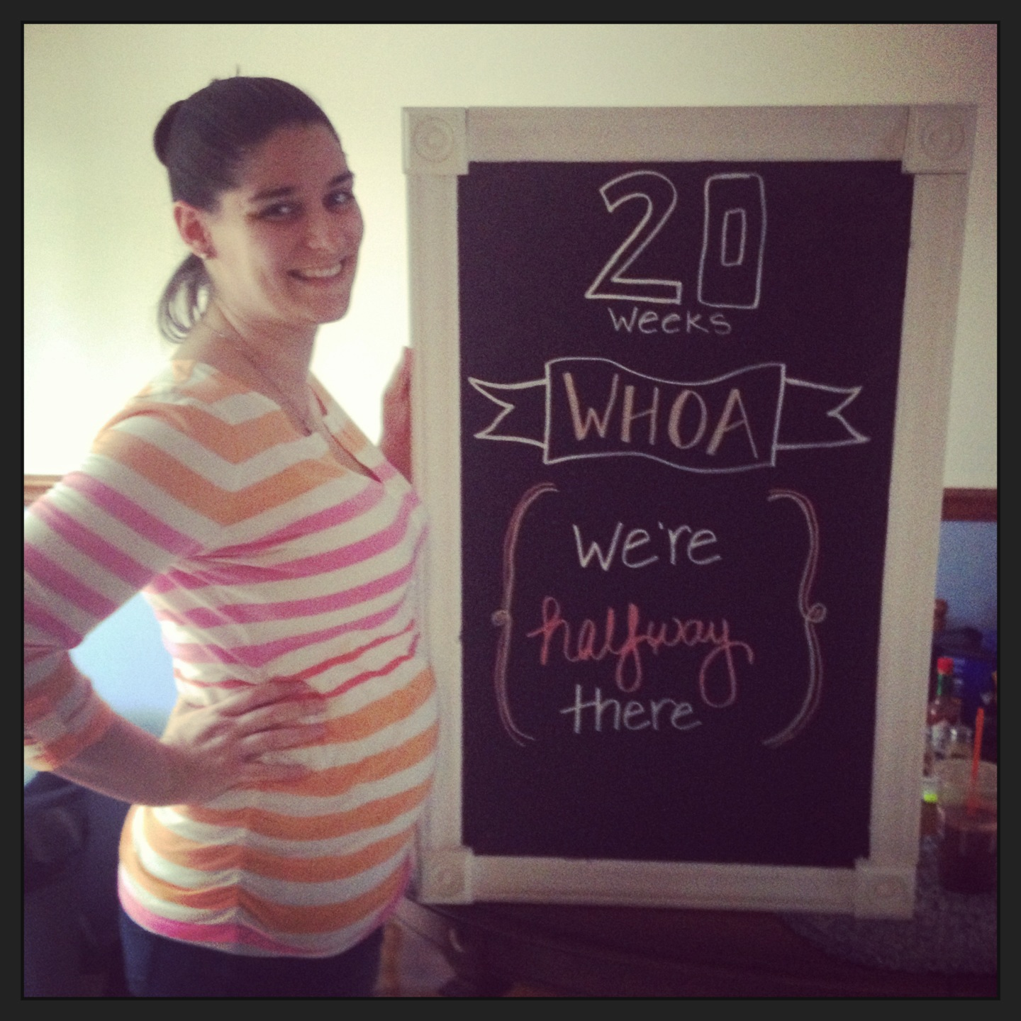 How far along: 20 weeks, 1 day