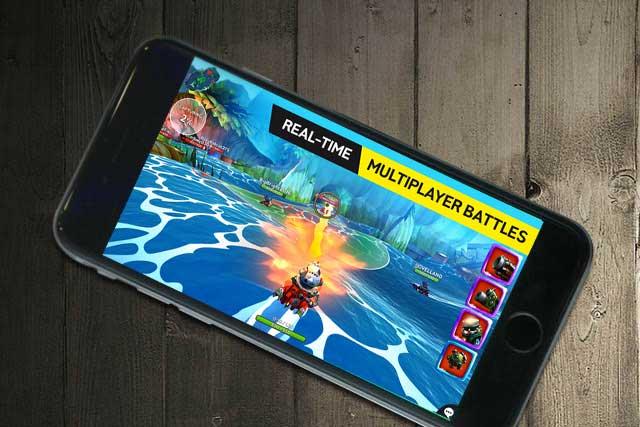 5 Game Gratis Untuk iPhone Yang Baru Dirilis