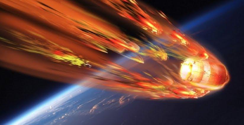 La stazione spaziale cinese Tiangong-1 sta cadendo sulla Terra: dove rischio impatto?
