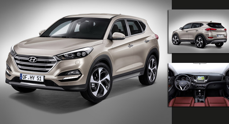 this is hyundai 39 s all new 2016 tucson compact suv. Black Bedroom Furniture Sets. Home Design Ideas