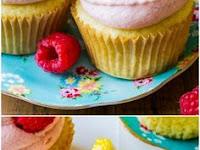 Raspberry Lemon Cupcakes Recipe