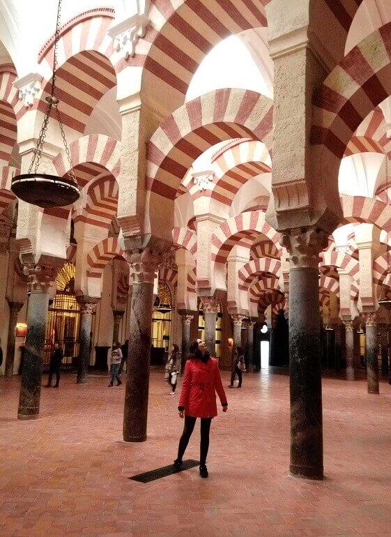 cordoba mezquita catedral andalucia clima en europa