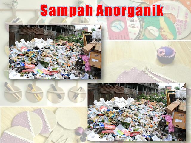 Jenis Sampah Anorganik, Kertas, Botol, Kaleng, Sampah Plastik, Limbah Bahan Berbahaya dan Beracun, Sampah Kain