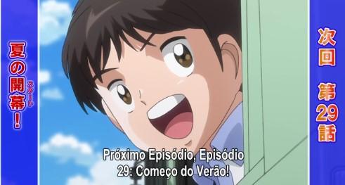 Captain Tsubasa (2018) – Episódio 29