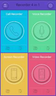 recorder 4 in 1 apk full version