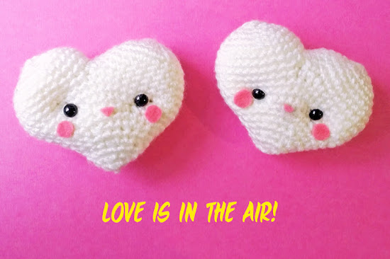 A simple and very cute crochet heart pattern. This free crochet pattern has both a video tutorial and written pattern.