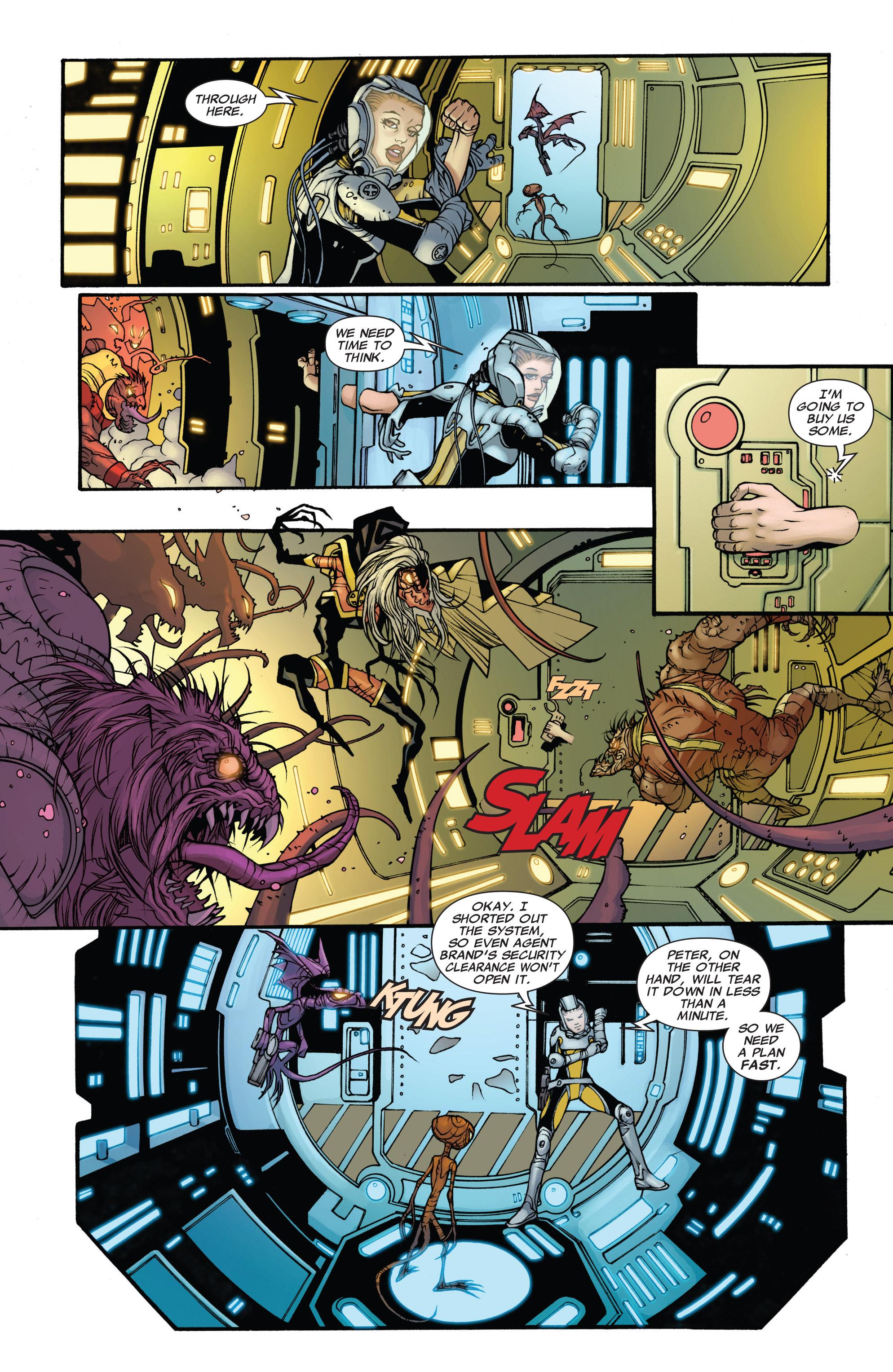 Read online Astonishing X-Men (2004) comic -  Issue #42 - 5