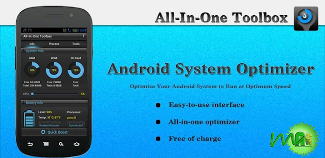 All-In-One Toolbox (21+ Tools) 4.4 android