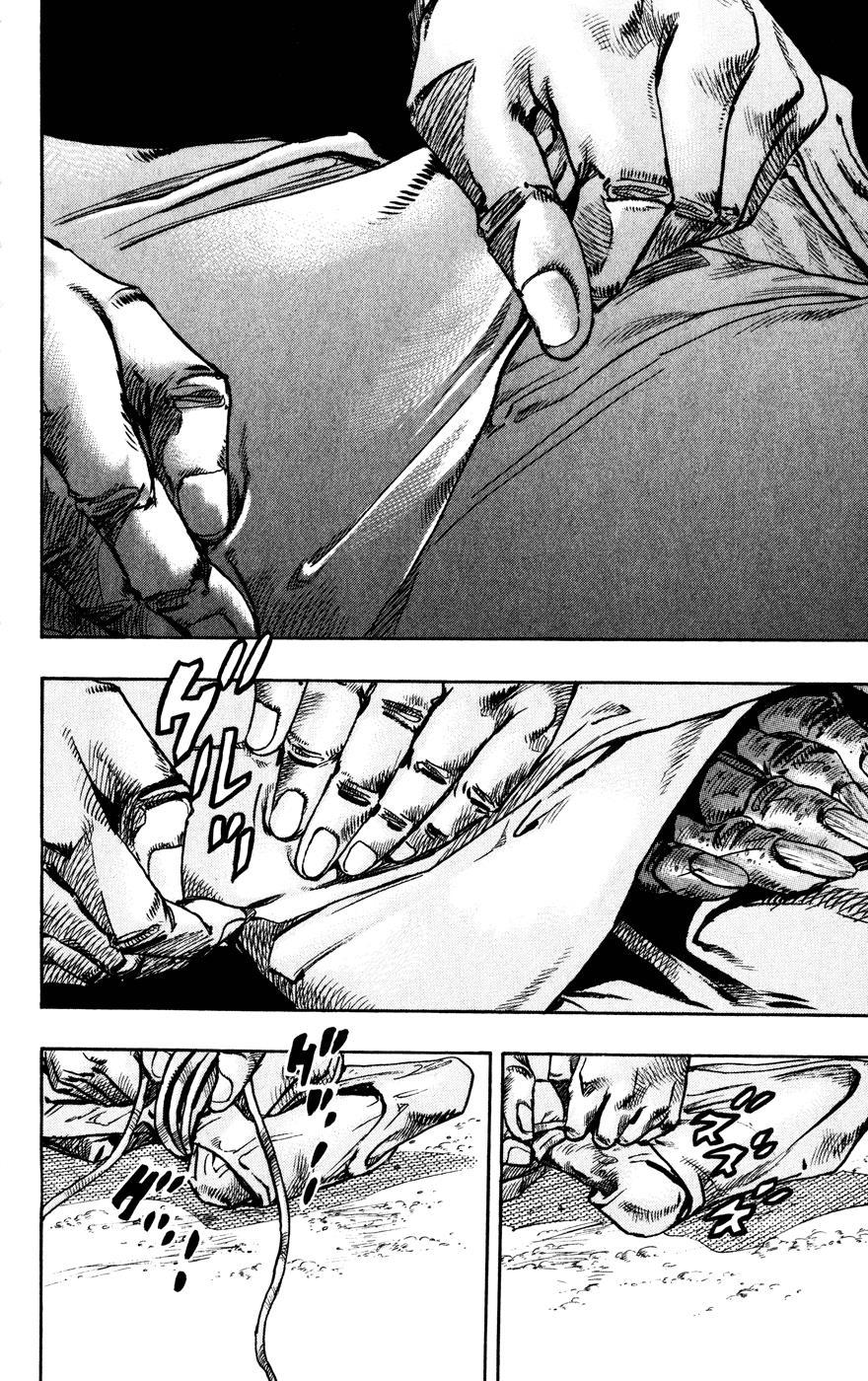 JoJo's Bizarre Adventure Part 7: Steel Ball Run Chapter 90 Page 2