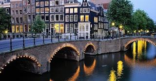 Kanal Asmterdam
