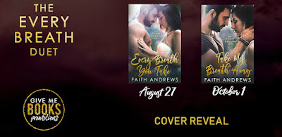 Cover Reveal: The Every Breath Duet