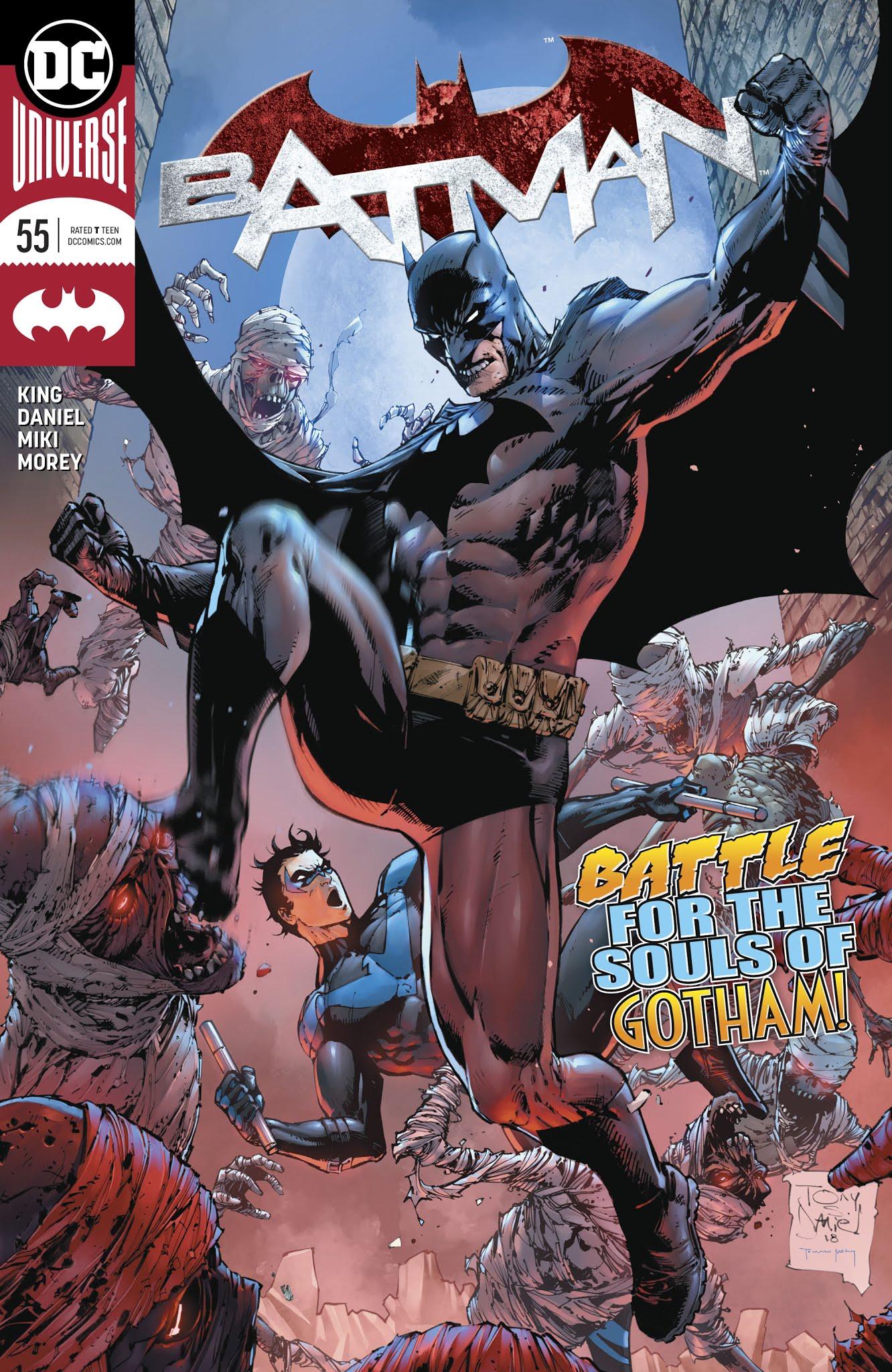 Batman (2016) 55 Page 1