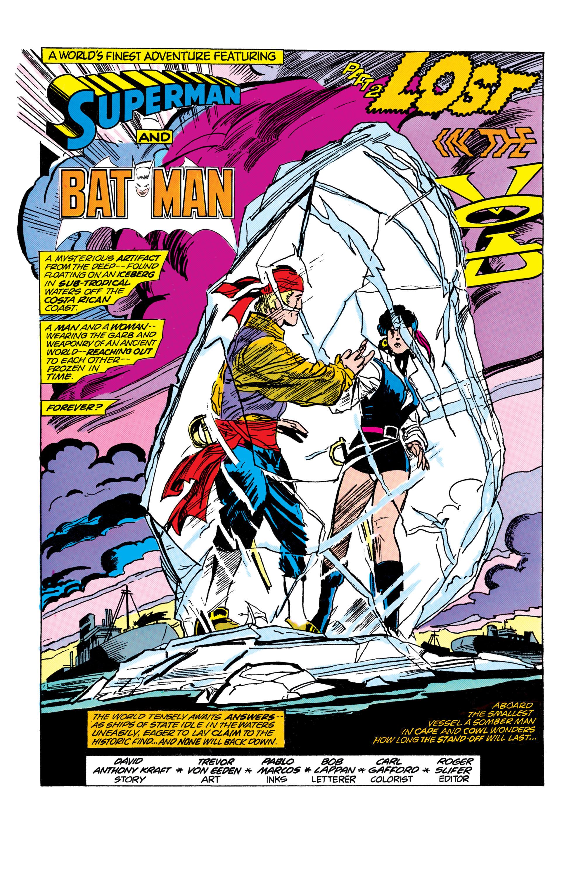 Read online World's Finest Comics comic -  Issue #305 - 2