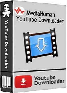 MediaHuman YouTube Downloader 3.9.8.20 poster box cover
