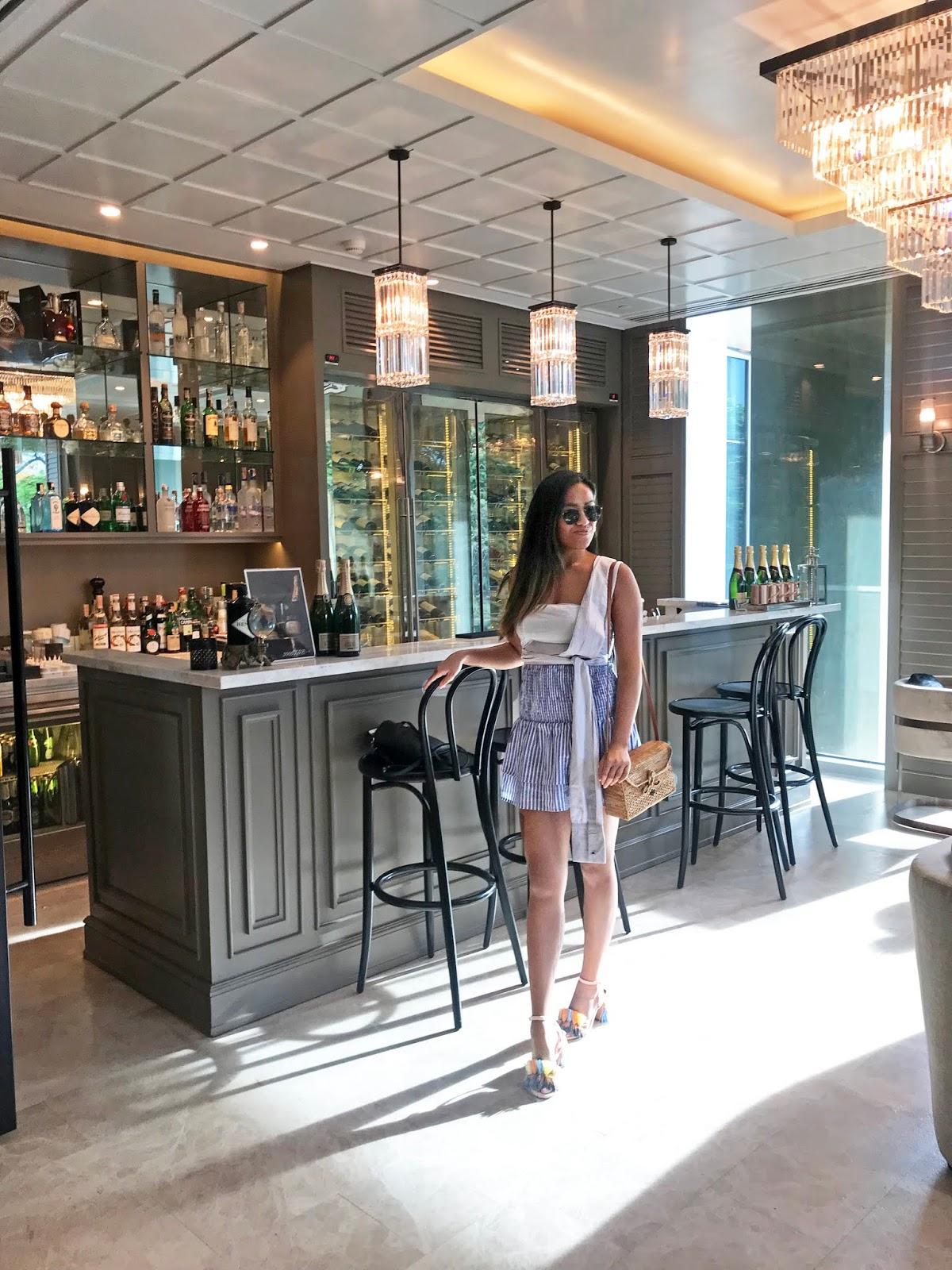 Oriental Residence Bangkok Oriental Bar