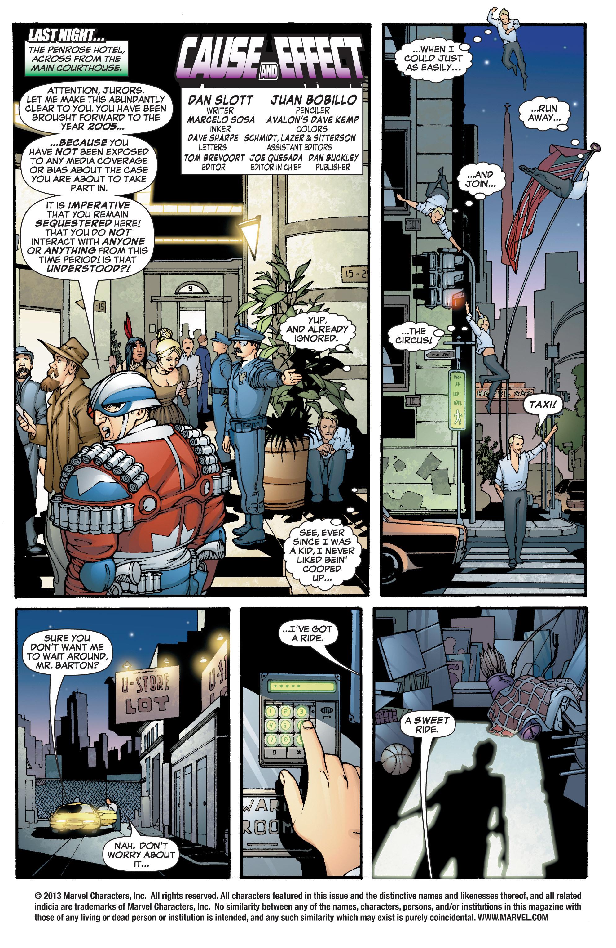 Read online She-Hulk (2005) comic -  Issue #2 - 2