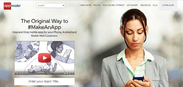 Appmakr Best Platforms To Develop Mobile Apps
