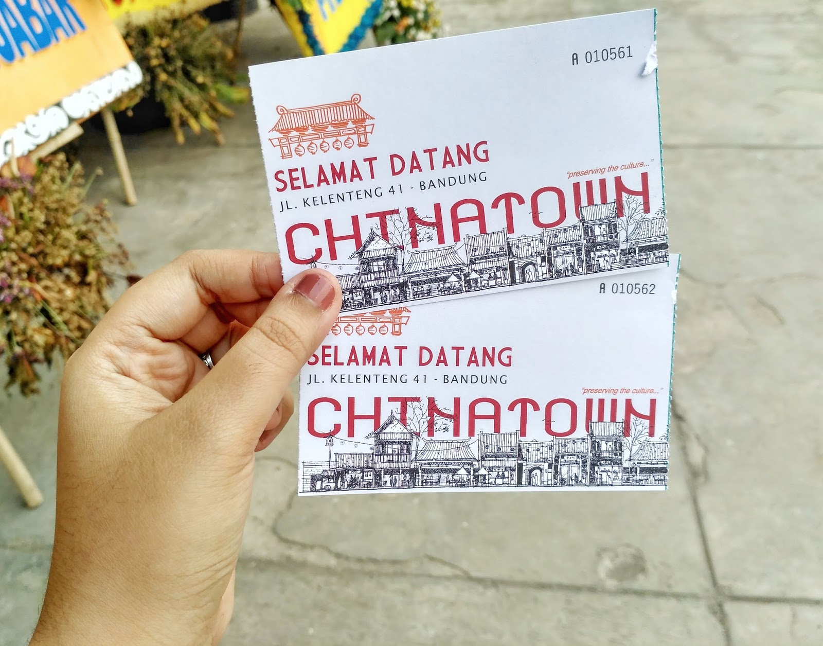 Bandung Chinatown Kelenteng Flazz Bca Isi 100000 Kartu Yakni Debit Dan Tanpa Minimum Transaksi Kredit Kamu Juga Bisa Membeli Atau Top Up