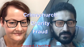 "JIM FETZER ""The Real Deal"" (4-2-19) Crimechurch Charity Fraud,Greg Hallett"