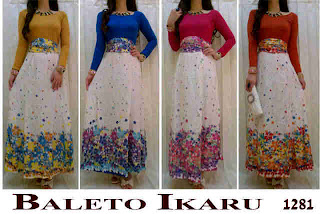 Baleto Ikaru fit to L