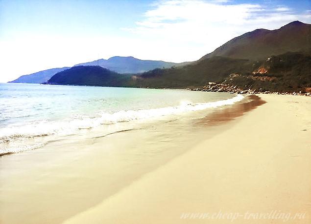 пляж wild beach resort