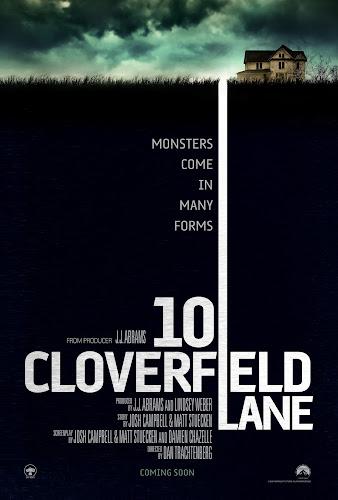 10 Cloverfield Lane (BRRip 720p Dual Latino / Ingles) (2016)