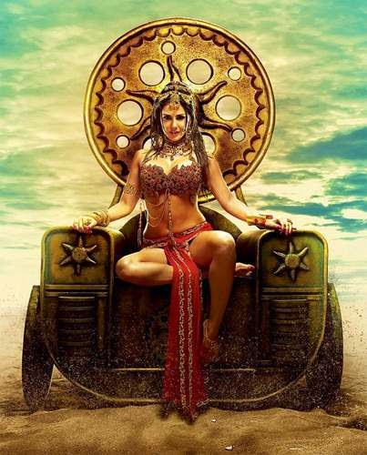 Ek Paheli Leela  Ost Soundtrack Bollywood Hindi  Lyrics Khuda Bhi Sunny Leone  Mohit Chauhan