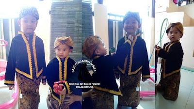 Sewa kostum adat anak Cimahi Bandung